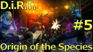 [стрип клуб] слепое прохождение с комментариями D.i.R.T.: Origin of the Species HD #5