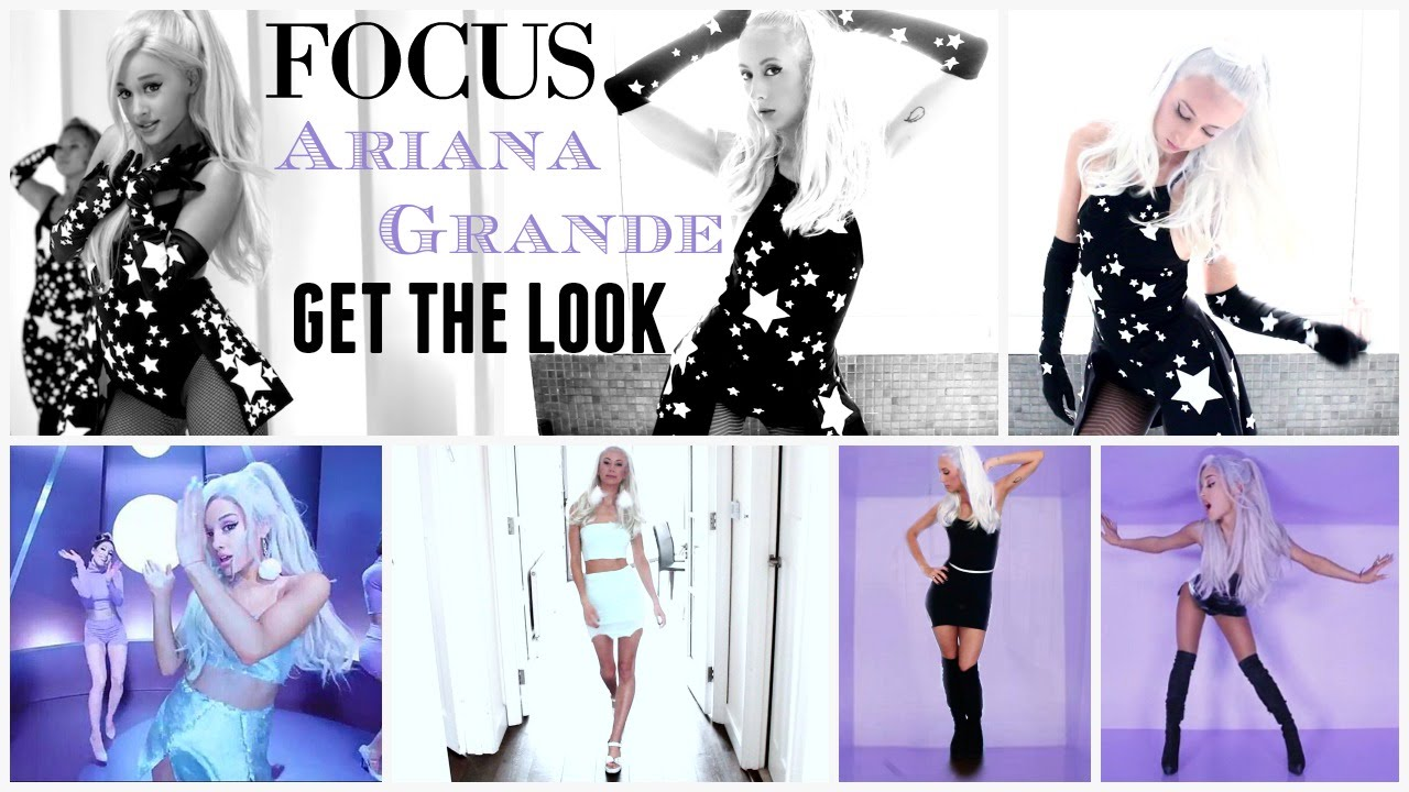 f555de6417cb DIY Ariana Grande Outfits - Focus Get The Look for Cheap! - YouTube