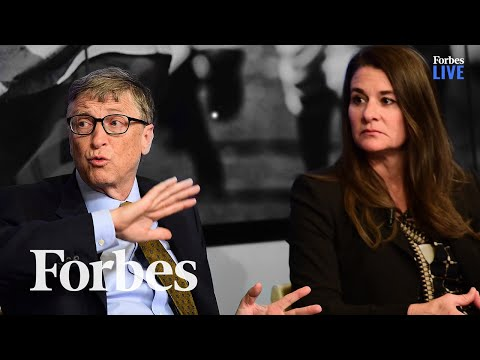 Bill And Melinda Gates On The Dangers Of Coronavirus and Vaccine Conspiracy Theories   Forbes