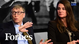 Bill And Melinda Gates On The Dangers Of Coronavirus and Vaccine Conspiracy Theories | Forbes