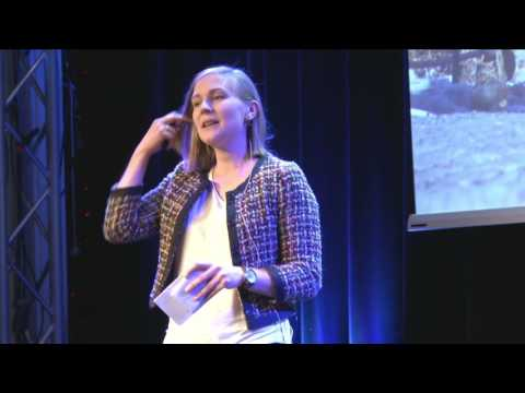 Why every action in the fight against climate change counts   Caroline Westblom   TEDxBergen
