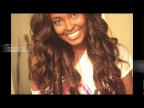 My Meagan Good Inspired Hair Color Tutorial Part 2 Of