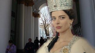 Екатерина 2 Великая, Марина Александрова. Catherine the Great, Saint-Petersbourg, Russia.