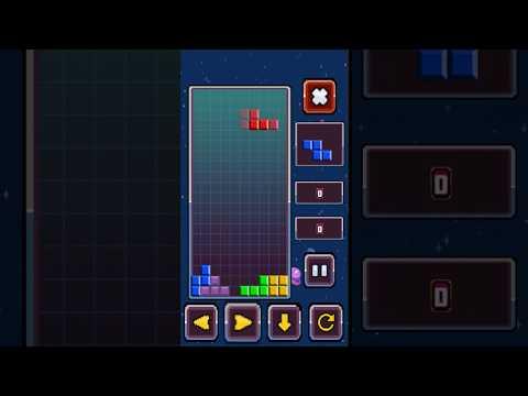 [Pixel] Classic Tetris - Free Tetris - Android Tetris