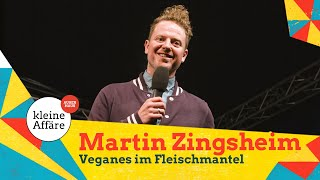 Martin Zingsheim – Veganes im Fleischmantel