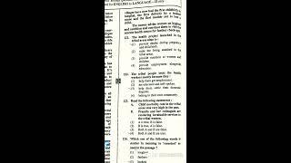 Ctet 2019 language  ll english answer key by  Ravi khatiyan