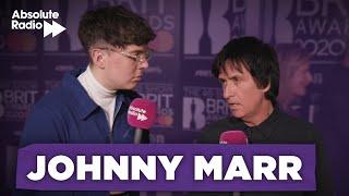 Johnny Marr - 'Billie Eilish James Bond Theme Performance' : The BRIT Awards 2020
