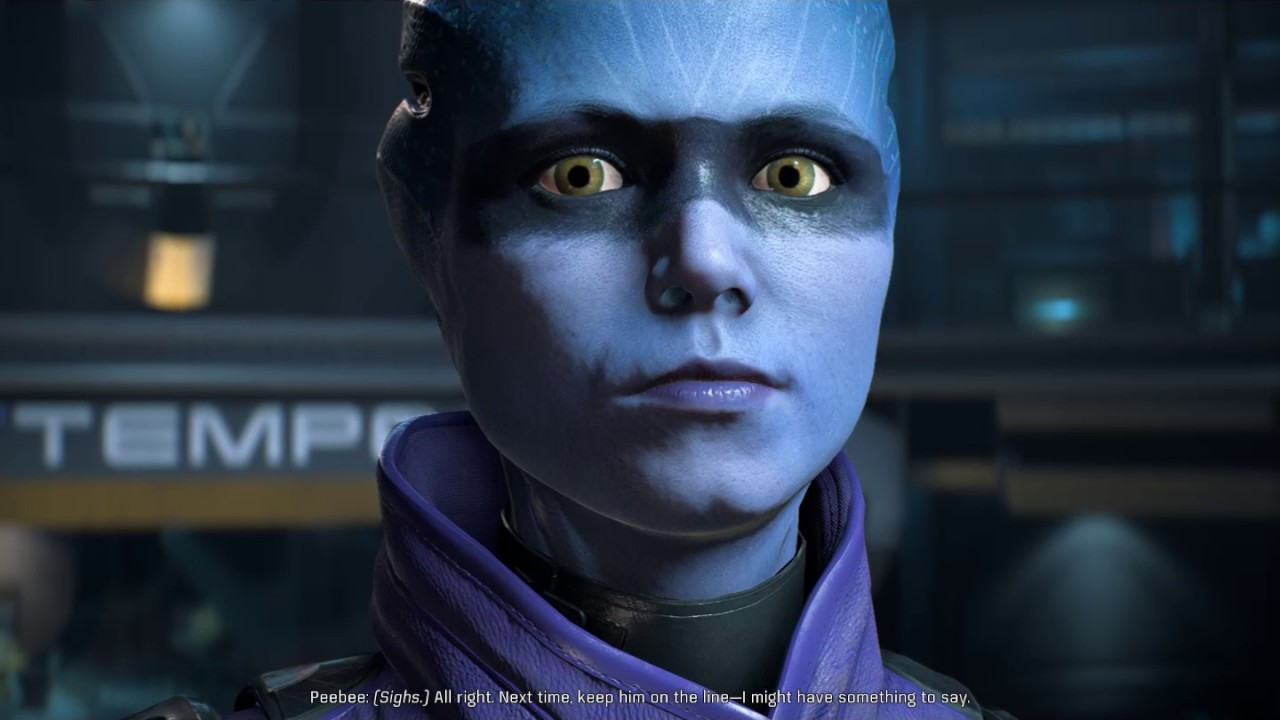 Hry   Mass Effect Andromeda POP! - figúrka Peebee 9 cm