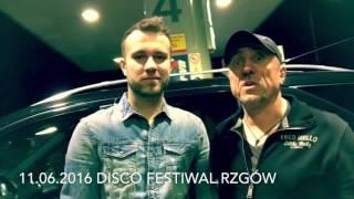 Freaky Boys - Zaproszenie na koncert - Disco Festiwal, Rzgów (11.06.2016)