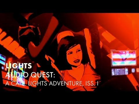 Audio Quest: A Capt. LIGHTS Adventure, Issue I