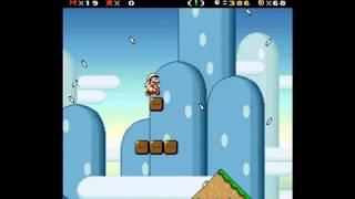 SMW Hack - New Mario's Adventure (2)