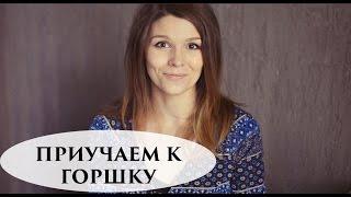 КАК ПРИУЧИТЬ РЕБЕНКА К ГОРШКУ - Senya Miro