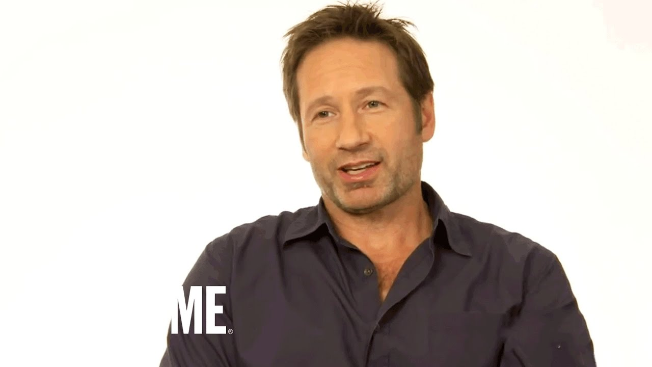 Californication | Behind the Scenes with David Duchovny ...