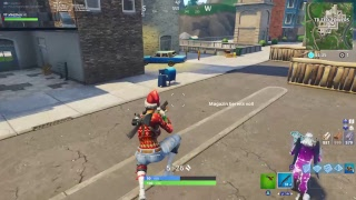 Fortnite Live English/With Rare Skin/1300 subs today?