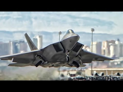 F22 Raptor | The Air Dominance Fighter of 21st Century | Military