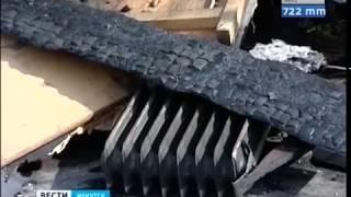 Ожидание закончилось смертью  В Иркутске мать и сын погибли на пожаре в аварийном доме