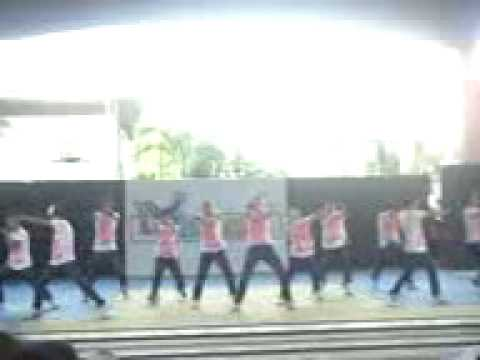 hiphopmixcrew of davao city invades general santos city (fishdance competition 2009)