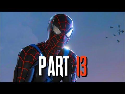 MARVEL Spider-Man PS4 | Gameplay Walkthrough | PART 13