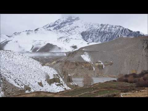 Upper Mustang - Jomsom to Kagbeni  - Part 1