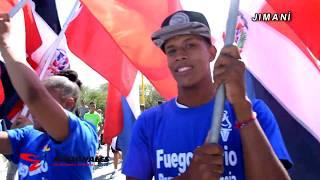 Videoclip Antorcha Juegos Nacionales 2018 Recorrido Jimaní