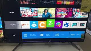 Internet Tivi và Smart Tivi Sony đơn giản là khác nhau như này