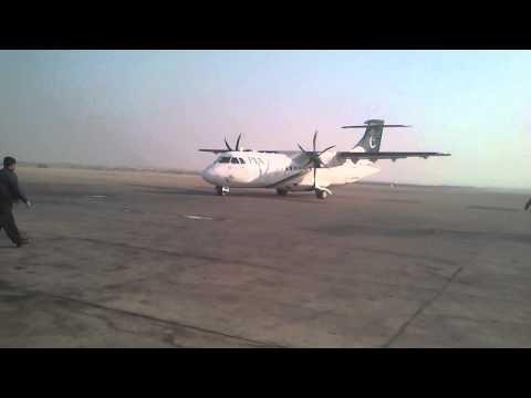 ATR 42-500 USING REVERSE MODE
