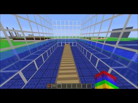 Minecraft: TNT Olympics [Balance Beam] w/C2Games Ep.4