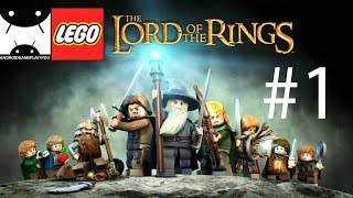 LEGO® The Lord of the Rings™ Android GamePlay #1 (1080p) (By Warner Bros. International Enterprises)
