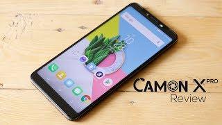TECNO Camon X Pro Review!