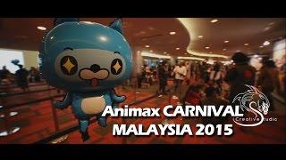 Animax Carnival Malaysia 2015 trailer