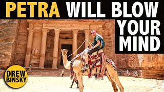 PETRA WILL BLOW YOUR MIND (Must-Visit World Wonder)