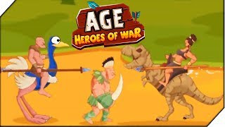 КЛОН Age of Wars 2? - Игра Knights Age Heroes of Wars
