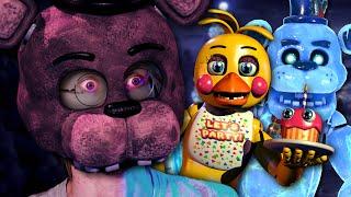 TOY CHICA SZUKA SWOJEGO DZIOBA W MOIM POKOJU  | Five Nights at Freddy's AR: Special Delivery #7