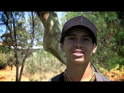 Keeping Arrernte Language and Culture Strong