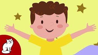Скачать ЗАРЯДКА EXERCISES Good Kids Nursery Song Развивающая песенка мультик для детей