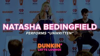 Natasha Bedingfield Performs 'Unwritten' Live | DLL