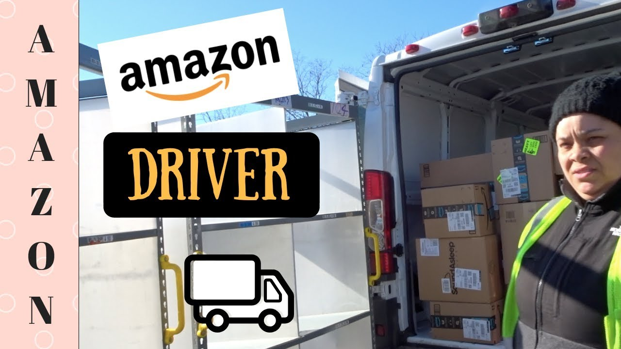 A Day In The Life Of An Amazon Delivery Driver Dc Metro Area