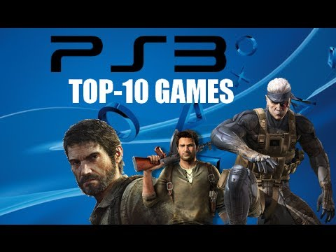 Best Ps3 Games 2020.Top 10 Ps3 Games Of All Time