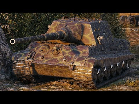 World of Tanks Jagdtiger - 3 Kills 9K Damage thumbnail