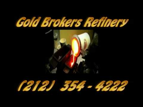 Gold Brokers Refinery