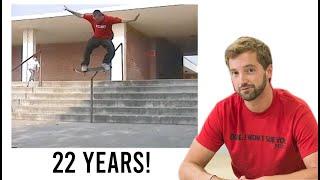 MY 22 YEARS OḞ SKATEBOARDING PROGRESS! / Andy Schrock