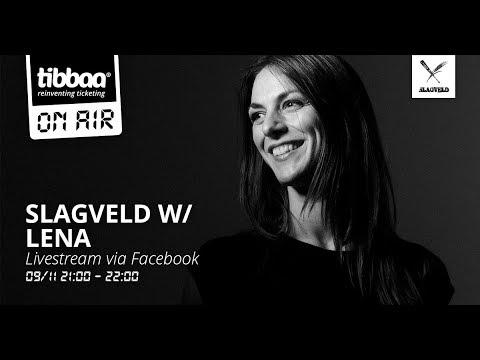 Tibbaa ON AIR invites Slagveld w/ LeNa - Techno