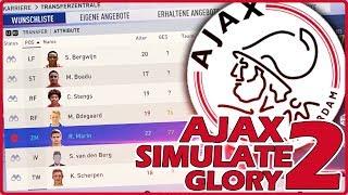 NIEDERLÄNDISCHEN YOUNGSTER GEKAUFT !! 😱🔥 | FIFA 19 AJAX AMSTERDAM Simulate to Glory #2