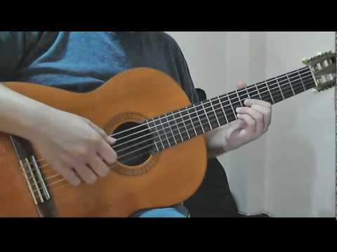 Eternal Flame - The Bangles (Guitar Cover)