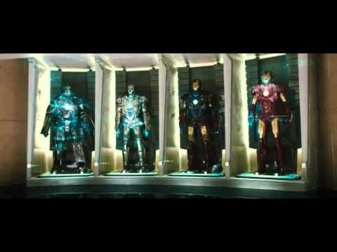 Iron man 3   AC DC   War Machine  Music Video 1080p HD Soundtrack