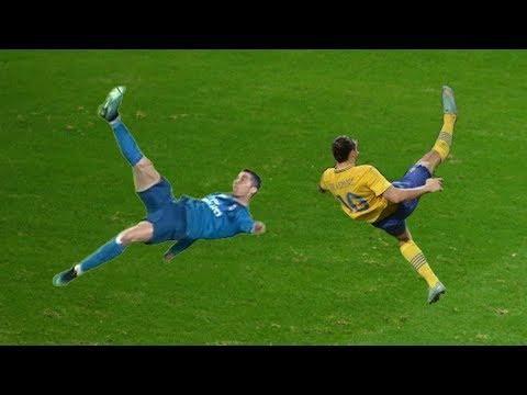 21 Buts *IMMORTELS* dans l'Histoire du Football