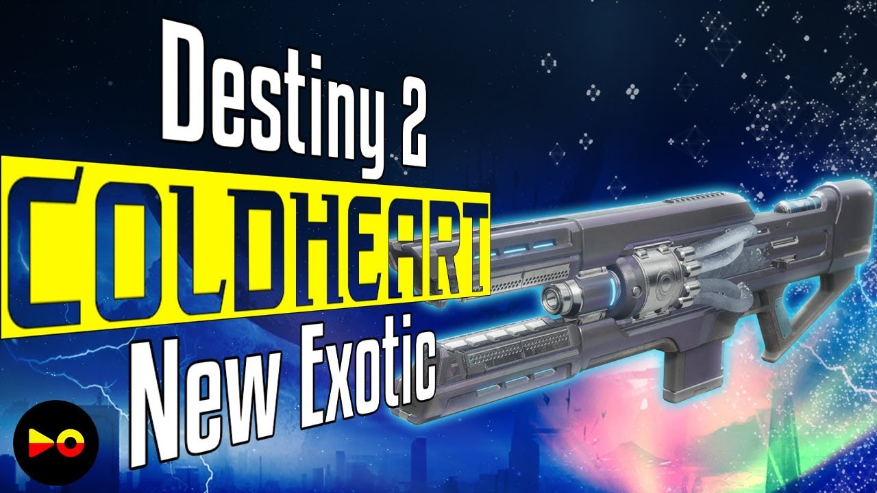 95a7ad8b9a4 New Exotic Weapon Type - Coldheart