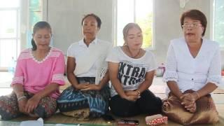 กลอนสมเด็จพระแม่ไทย - สรภัญญะยุพิณ พัฒนา