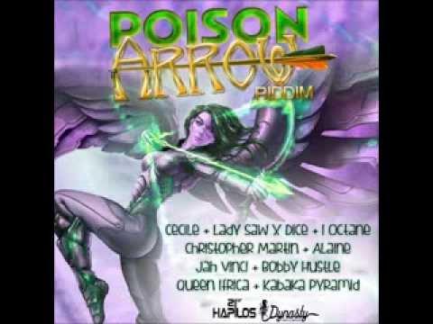 DICE - POISON ARROW - [SOLO MIX] - POISON ARROW RIDDIM - DYNASTY - JWONDER - 21ST HAPILOS DIGITAL