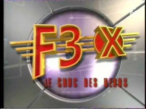 France 3 : F3X - Le choc des Héros (Générique)